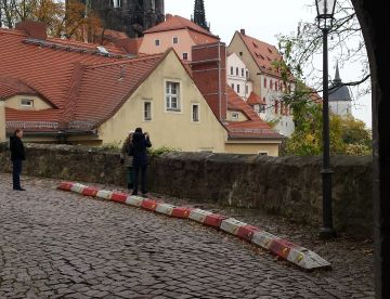 Майсен и замок Везенштайн