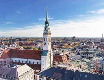 Мюнхен и замки Баварии (по средам)