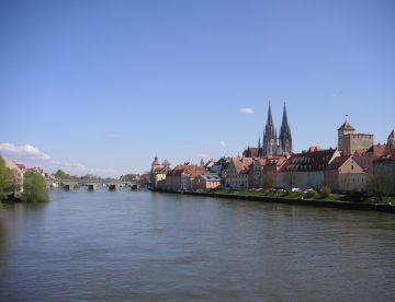 Регенсбург (по средам)